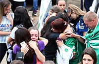 Шапекоэнсе, фото, происшествия, высшая лига Бразилия