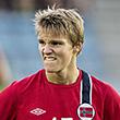 высшая лига Норвегия, футбольные симуляторы, Мартин Эдегор