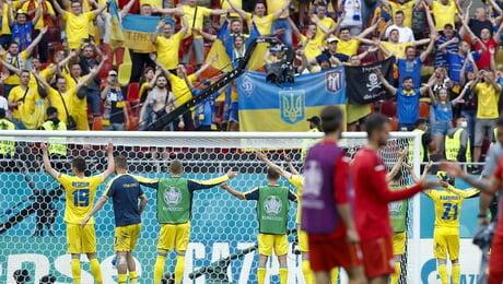 Сборная Швеции по футболу, Евро-2020, Сборная Украины по футболу, Хэмпден Парк, стадионы, болельщики