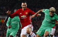 Манчестер Юнайтед, Лига Европы, Сент-Этьен, видео, Златан Ибрагимович