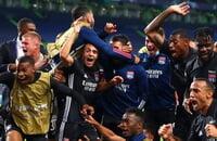 Лион, результаты, видео, Манчестер Сити, Лига чемпионов УЕФА