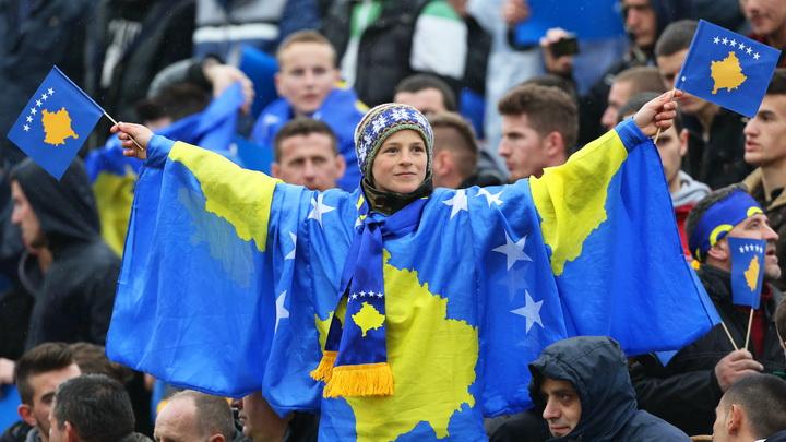 квалификация ЧМ-2018, политика, сборная Украины по футболу, сборная Косово по футболу