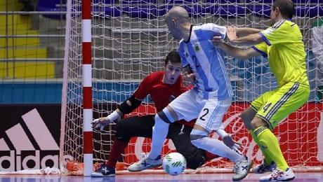 Украина проиграла Аргентине в 1/8-й чемпионата мира