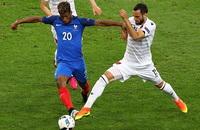 видео, сборная Албании по футболу, Сборная Франции по футболу, Кингсли Коман, Евро-2016