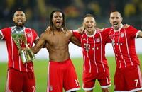 Суперкубок Германии, видео, Бавария, Боруссия Дортмунд
