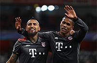 Бавария, Реал Мадрид, Барселона, Лестер, Ліга чемпіонів УЄФА