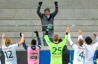 фото, болельщики, Ефле, высшая лига Швеция