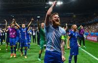 болельщики, видео, Сборная Исландии по футболу, Евро-2016