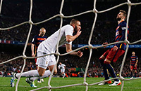 Карим Бензема, Криштиану Роналду, Барселона, Реал Мадрид, Жерар Пике, видео