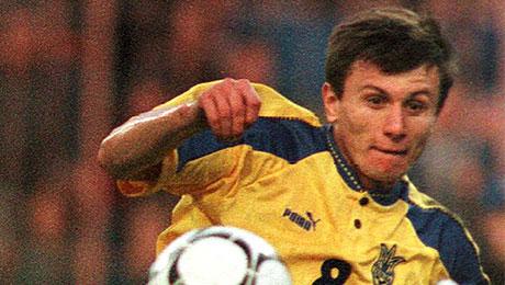 Лихие в 90-е. Лучшие украинские футболисты конца века. Часть 1