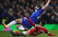 «Челси» вырвал ничью в игре с «МЮ»