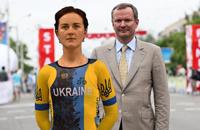 Анна Соловей, Андрей Гривко, Федерация велоспорта Украины, Александр Башенко, Ярослав Попович