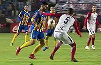 видео, высшая лига Парагвай, Кристобаль Колон, Серро Портеньо