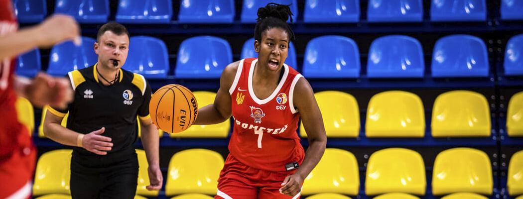 В «Прометее» играет звезда женской НБА и олимпийская чемпионка Токио. Как это стало возможным?