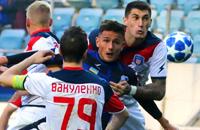 Чемпіонат України з футболу, Арсенал-Киев, Черноморец Одесса