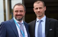 Григорий Суркис, ФФУ, Александер Чеферин, УЕФА, Андрей Павелко