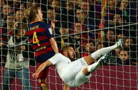 Карим Бензема, Барселона, Реал Мадрид, Ла Лига, видео