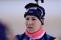 Елена Пидгрушная, Чемпионат мира по биатлону, сборная Украины жен
