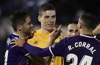 Реал Овьедо, Андрей Лунин, Вальядолид, Ла Лига, Реал Мадрид, Д2 Испания