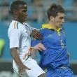 Сборная Украины по футболу, сборная Нигера по футболу, товарищеские матчи (сборные)