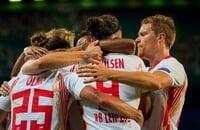 РБ Лейпциг, видео, Лига чемпионов УЕФА, Атлетико, результаты