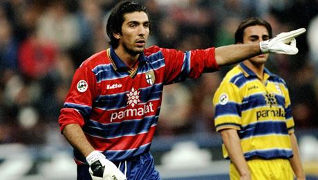 Команды, которые мы не забудем. «Парма» 1998-1999