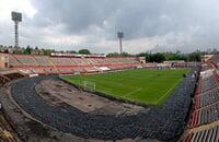 Кривбасс, стадион Металлург Кривой Рог, стадионы, происшествия, Кривбасс (до 2013 года)