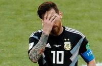Сборная Исландии по футболу, фото, Сборная Аргентины по футболу, ЧМ-2018 FIFA