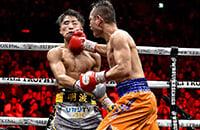 легчайший вес, Нонито Донейр, World Boxing Super Series, Наойя Инуэ, бокс