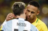 квалификация ЧМ-2022 Южная Америка, квалификация ЧМ-2022, Неймар, видео, Сборная Аргентины по футболу, Лионель Месси, Сборная Бразилии по футболу
