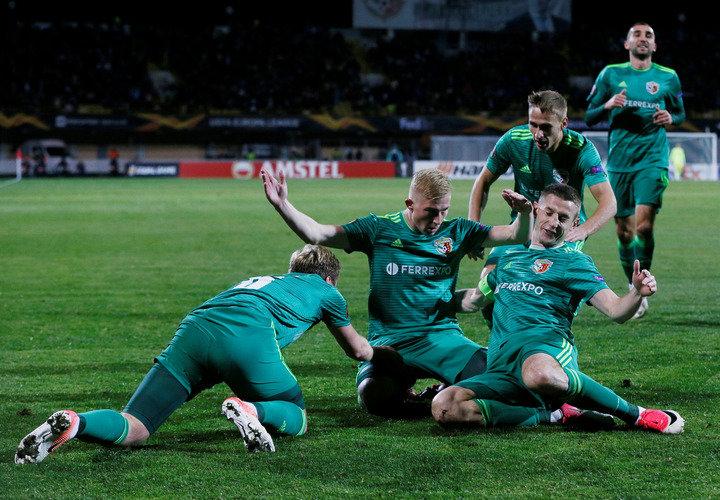 Ворскла может рассчитывать на положительный результат в игре с Карабахом