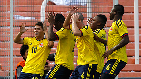За кем следить на молодежном чемпионате мира: Колумбия