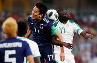 фото, Сборная Японии по футболу, Сборная Сенегала по футболу, видео, ЧМ-2018