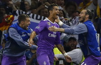 Криштиану Роналду, Ювентус, Реал Мадрид, Лига чемпионов, видео, Марио Манджукич