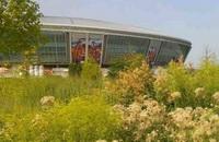 политика, стадионы, Шахтер, премьер-лига Украина, Донбасс Арена