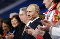 Владимир Путин, Конкурс, Рейс Имбоден, МОК, Сочи-2014, Пекин-2008, Пекин-2022, Москва-1980