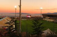 болельщики, Риека, Колос, Лига Европы УЕФА, стадион ХНК