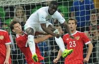 Сборная России по футболу, видео, сборная Кот-д′Ивуара по футболу, товарищеские матчи (сборные)