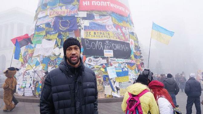 Азовмаш, Суперлига Украины, Коулмэн Коллинз, Политика
