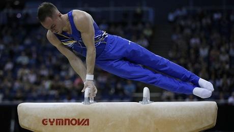 Верняев выиграл чемпионат Европы в многоборье