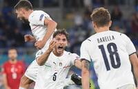 сборная Италии по футболу, результаты, Евро-2020, сборная Турции по футболу