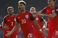 Сборная Англии по футболу, видео, сборная Шотландии по футболу, квалификация ЧМ-2022