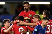 премьер-лига Англия, видео, Манчестер Юнайтед, Челси