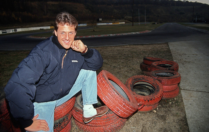 Михаэль Шумахер, Формула-1