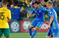 Сборная Сербии по футболу, Сборная Украины по футболу, квалификация Евро-2020, Сборная Португалии по футболу, сборная Литвы по футболу