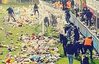 болельщики, Остенде, Шарлеруа, высшая лига Бельгия, видео