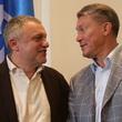 Динамо Киев, Шандор Варга, Игорь Суркис, Олег Блохин