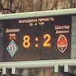 Шахтер U-21, первенство молодежных команд Украина, Динамо Киев U-21