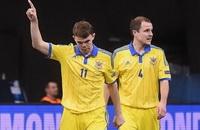Украина уступила Испании на футзальном Евро