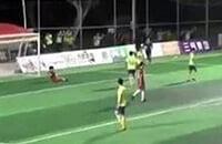 высшая лига Китай, любительский футбол